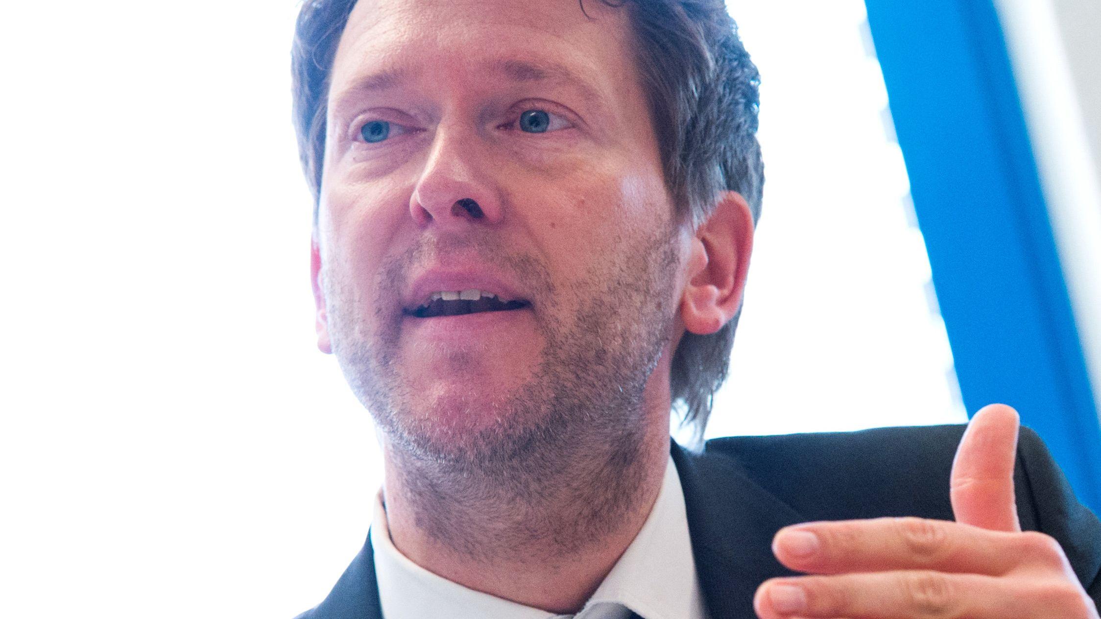 Porträt von Henning Vöpel, Direktor des Hamburgischen Weltwirtschaftsinstituts