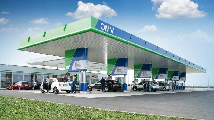 OMV-Tankstelle Totale