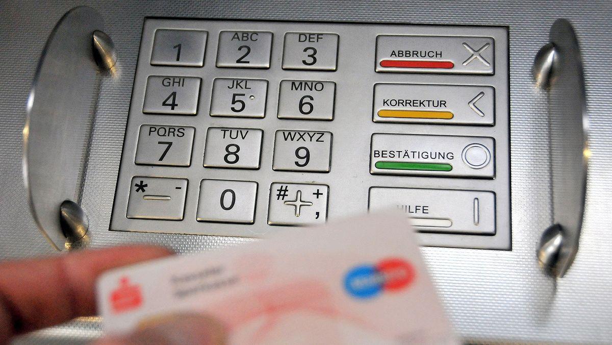 Geldautomat (Symbolbild)
