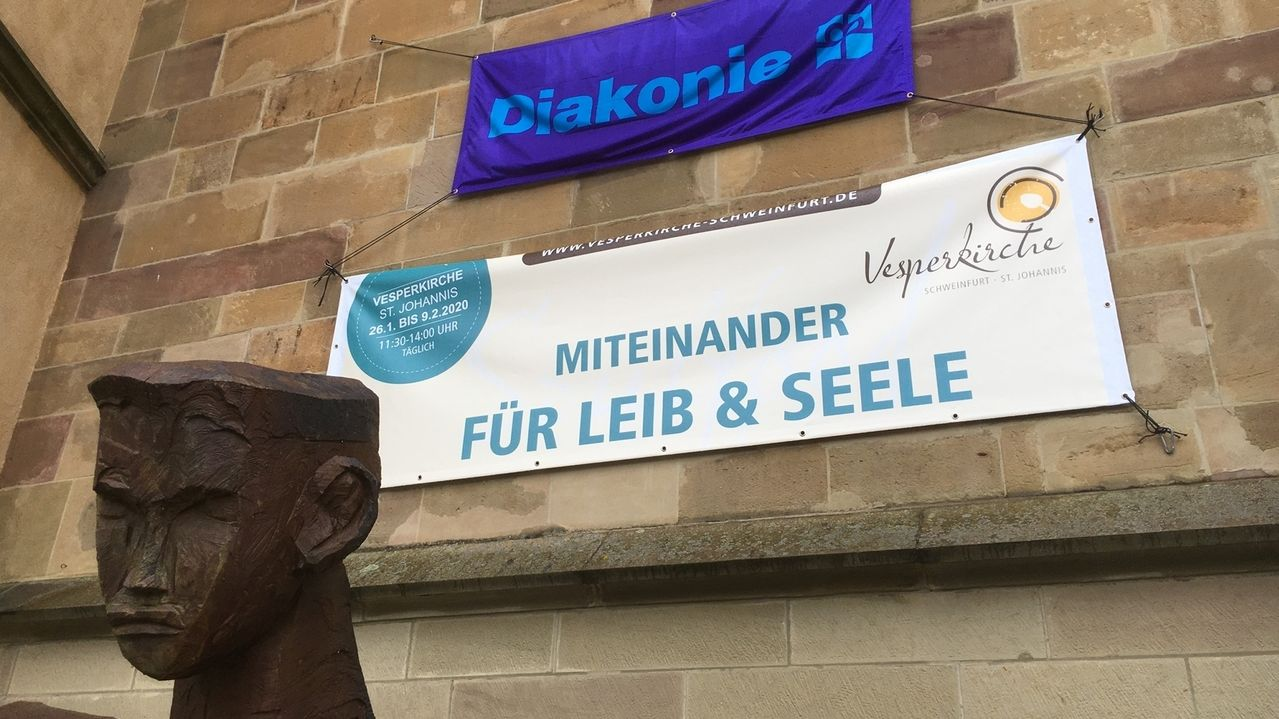 Vesperkirche Schweinfurt