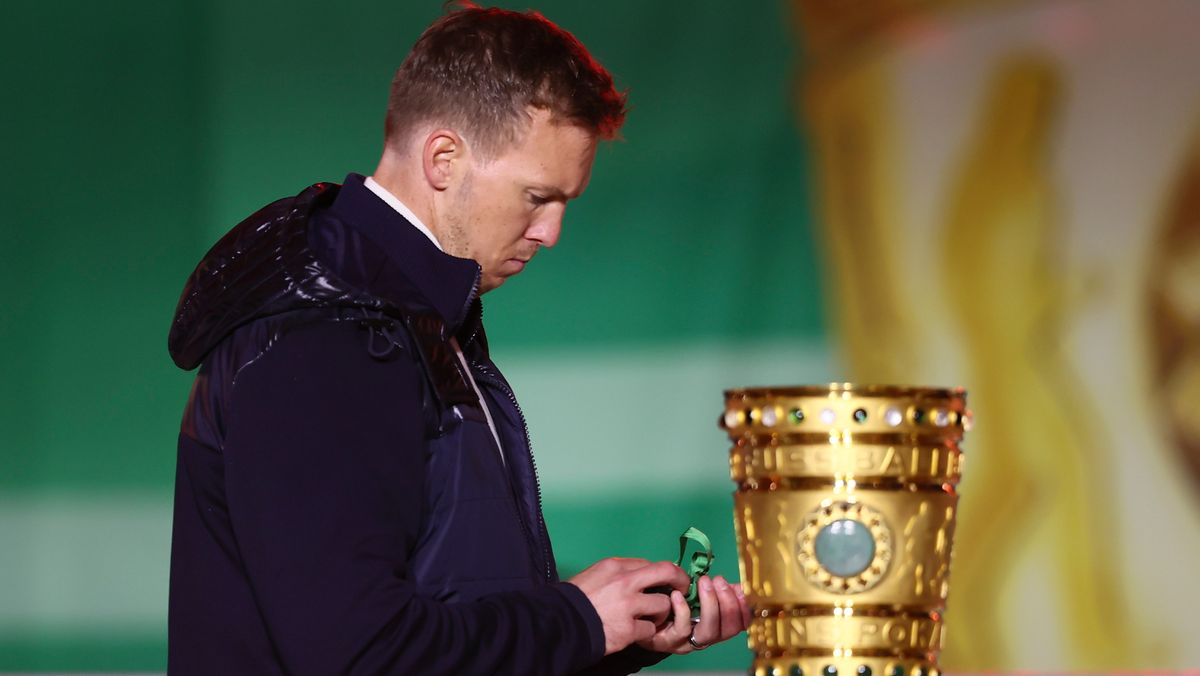 Julian Nagelsmann und der DFB-Pokal