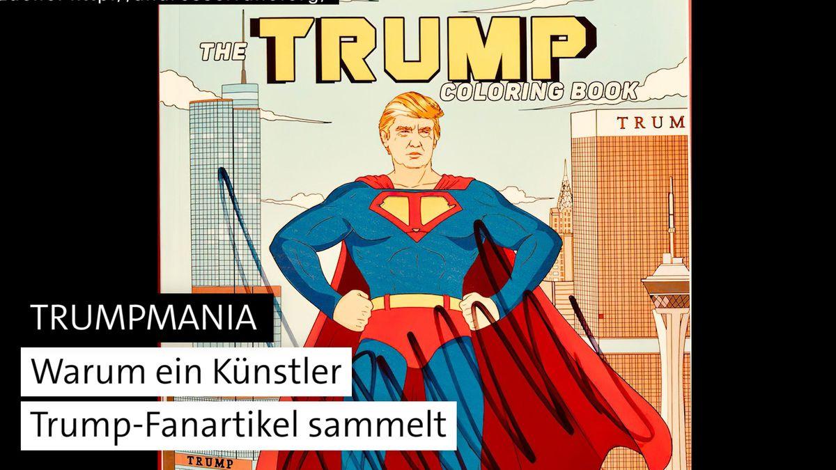 """The Trump Coloring Book"""
