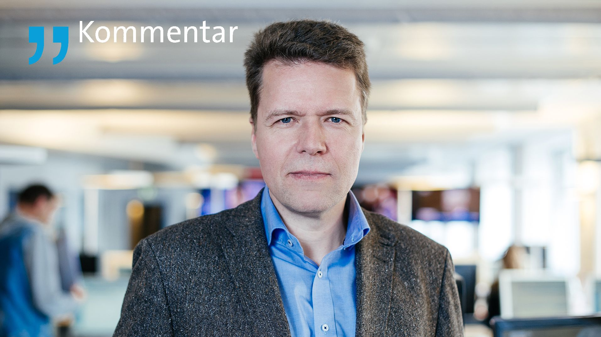 Holger Romann, ARD-Korrespondent in Brüssel