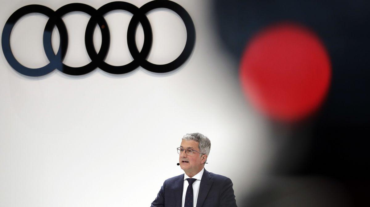 Der ehemalige Vorstandsvorsitzende der Audi AG, Rupert Stadler.