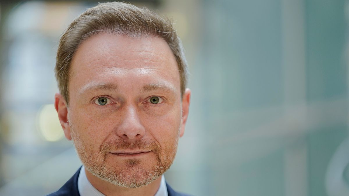 FDP-Chef Christian Lindner.