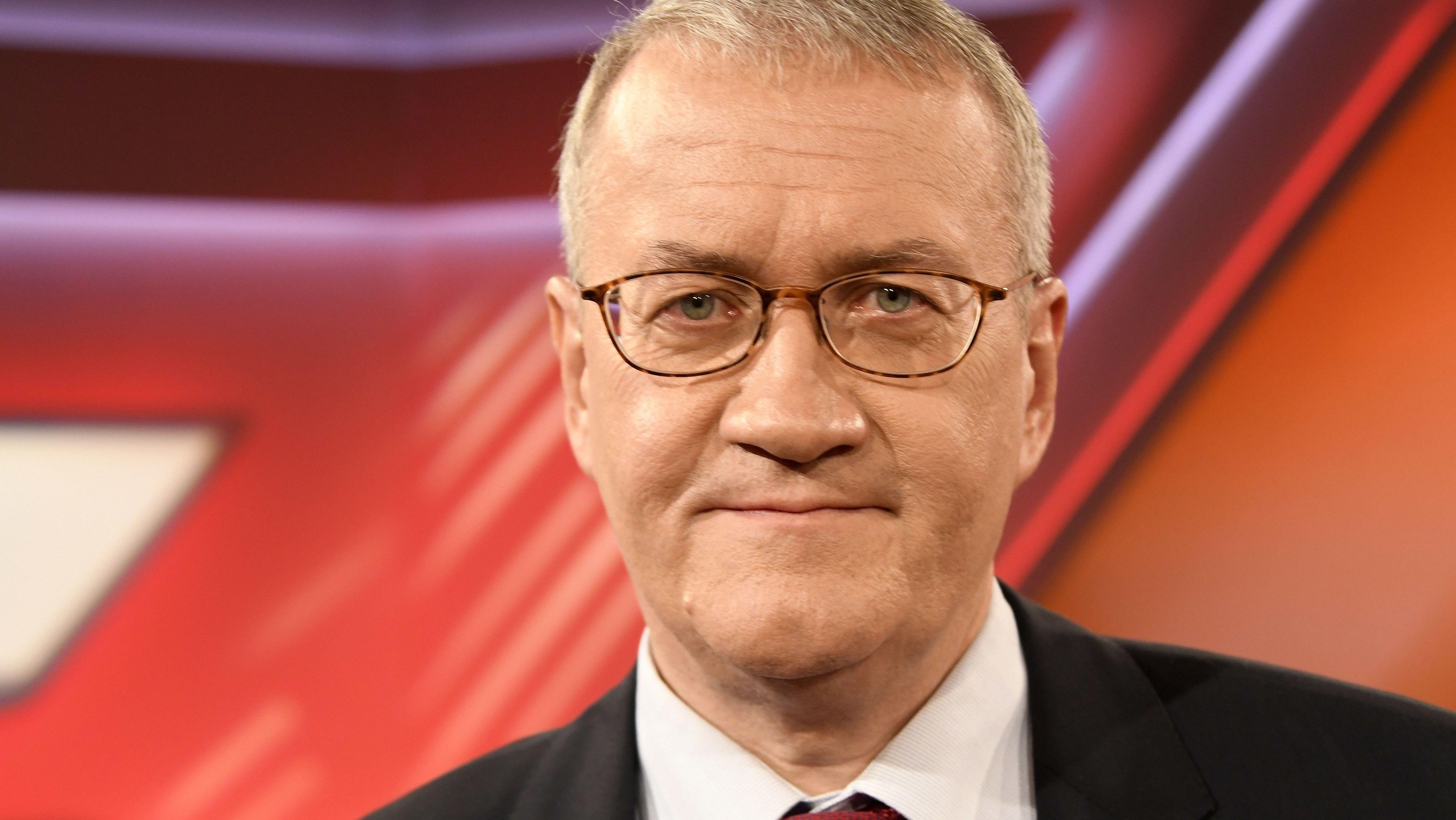 Matthias Katsch, 57, hier im Jahr 2018. Er wurde in den 1970er Jahren von zwei Patres missbraucht.