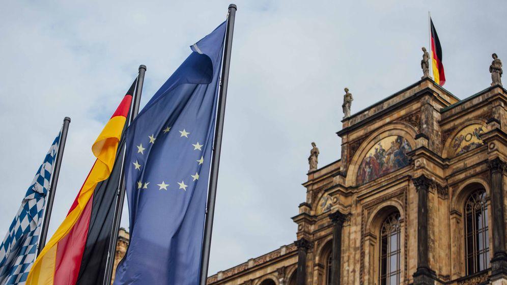 Der bayerische Landtag   Bild:BR