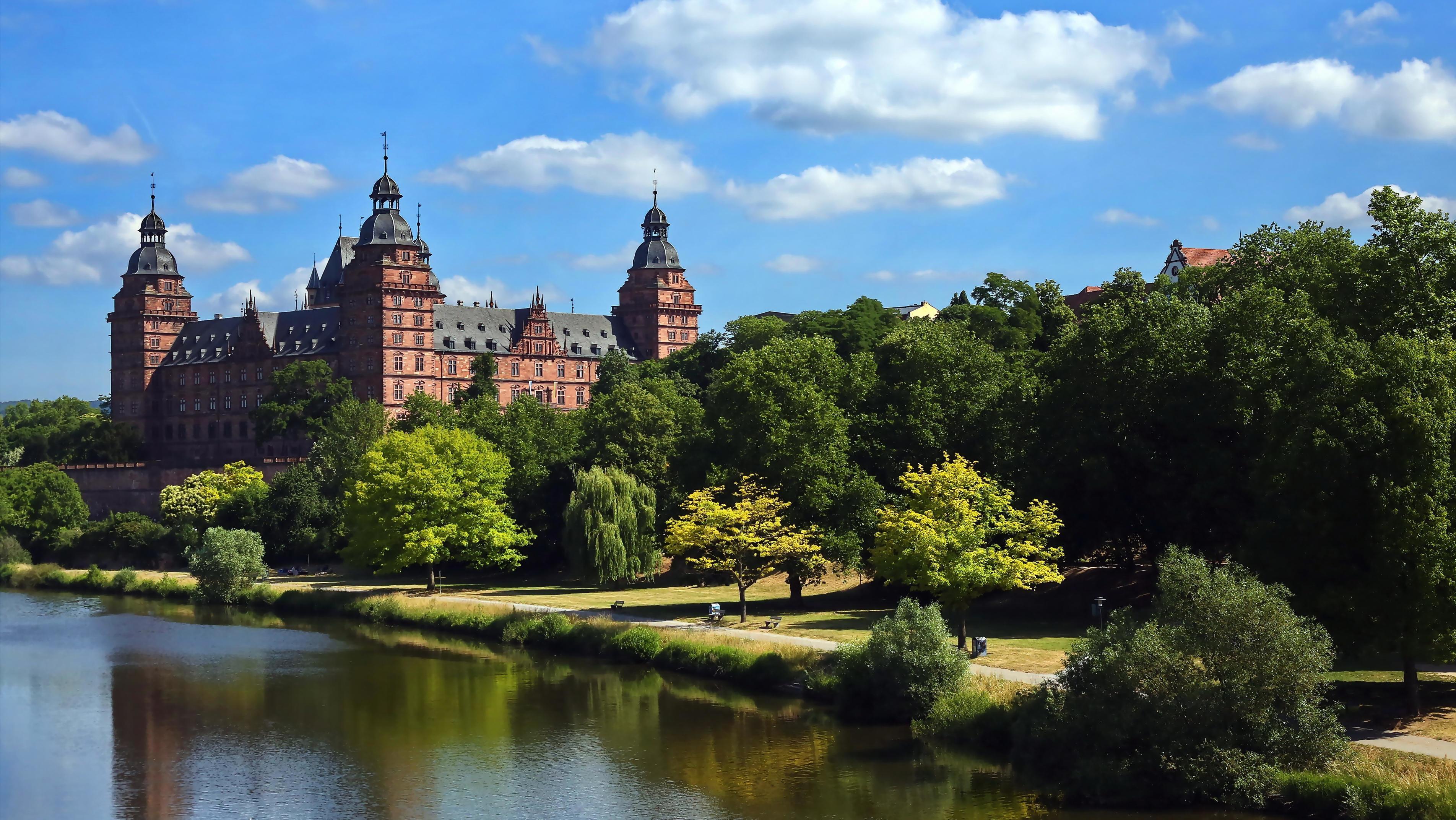 Schloss Johannisberg in Aschaffenburg