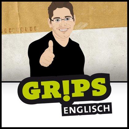 Podcast Cover GRIPS Englisch | © 2017 Bayerischer Rundfunk