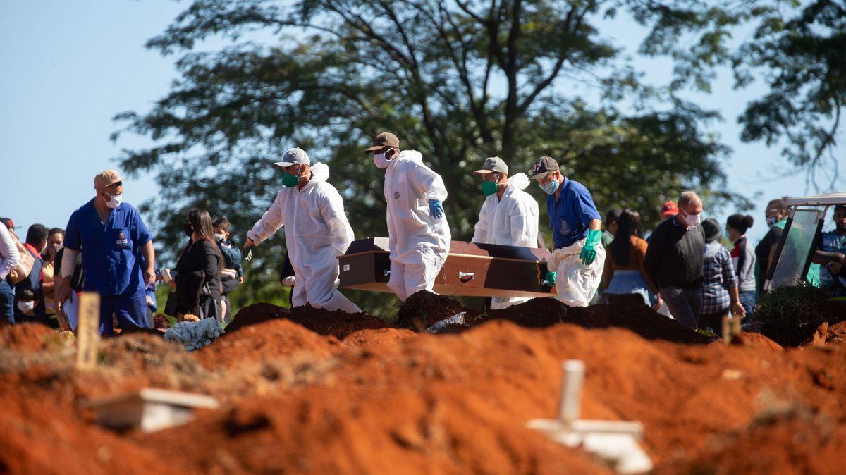 Friedhof in Vila Formosa
