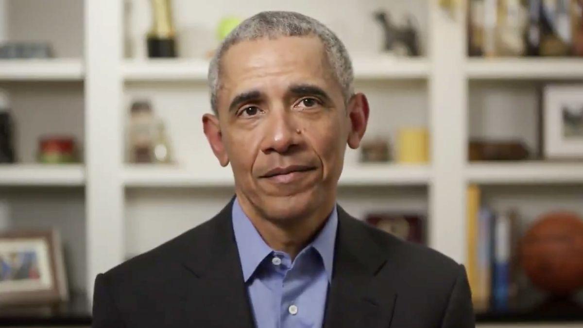 Der ehemalige US-Präsident Barack Obama