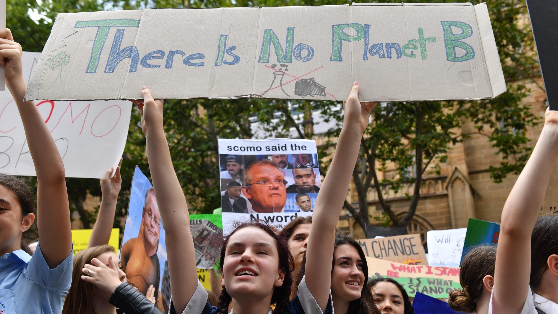 Wir haben keinen zweiten Planeten - diese Erkenntnis, die hier in Sydney formuliert wird, ist derzeit weltweit zu hören und zu lesen.