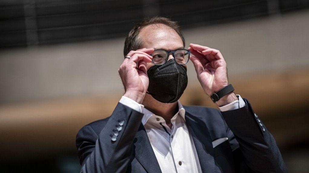 Der ehemalige Bundesverkehrsminister Alexander Dobrindt (CSU) im Maut-Untersuchungsausschuss