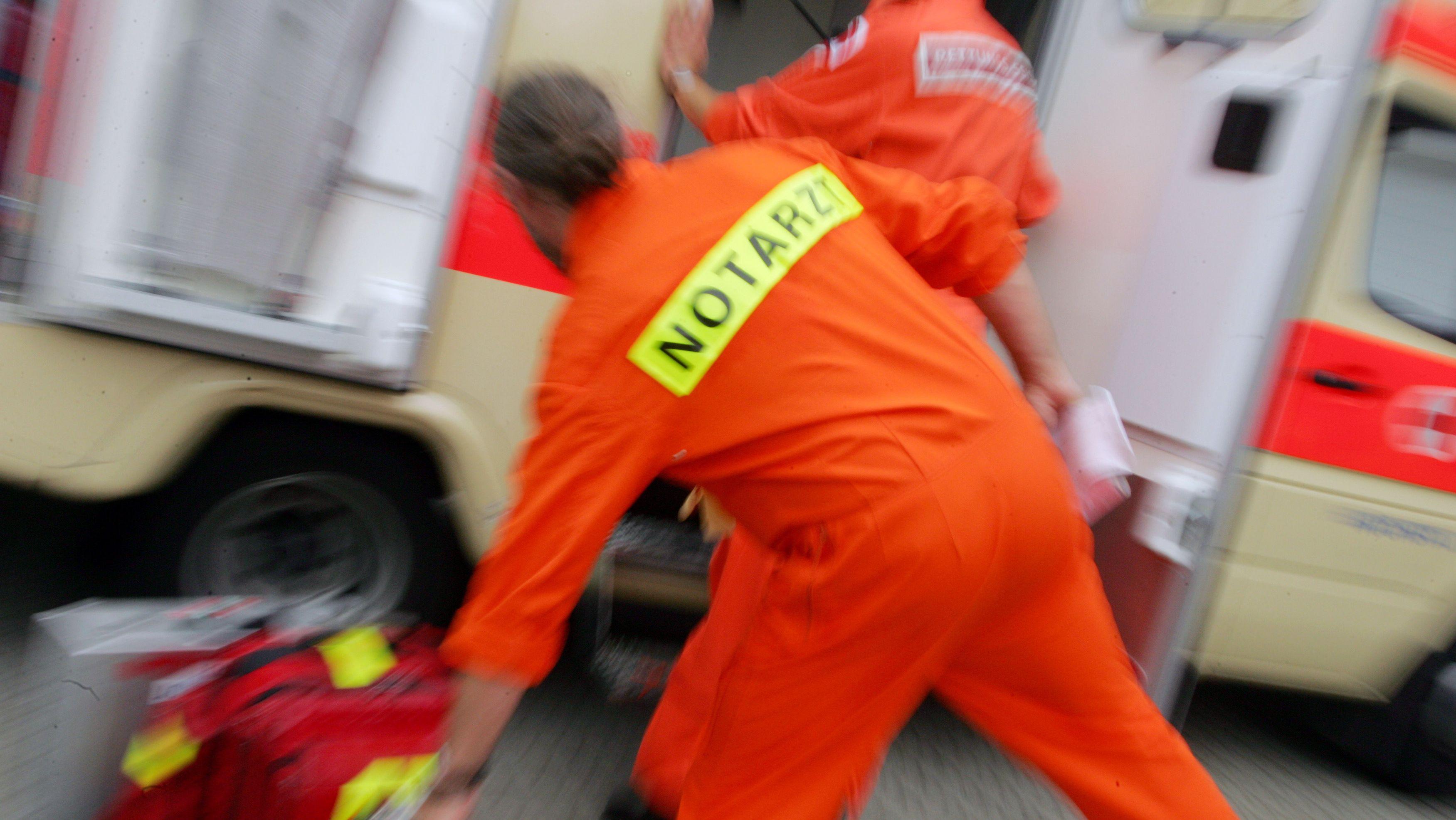 Rettungsdienste sind überlastet