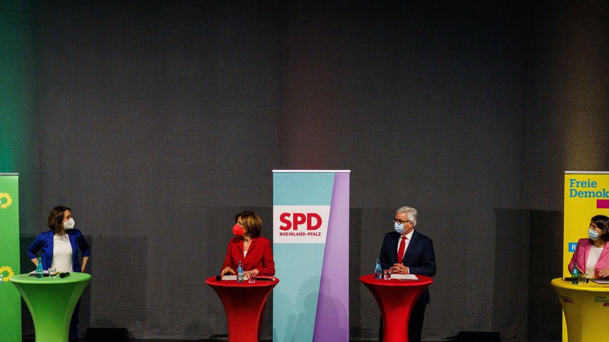 SPD, Grüne und FDP in Rheinland-Pfalz stimmen für Koalitionsvertrag