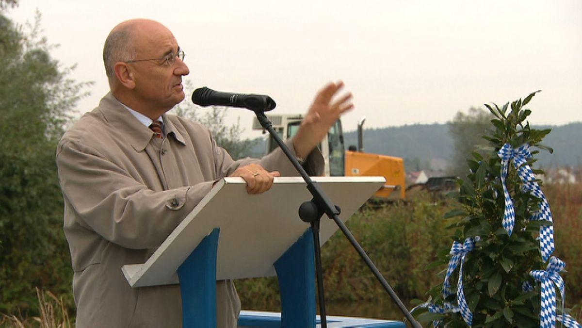 Ex-Justizminister Sauter