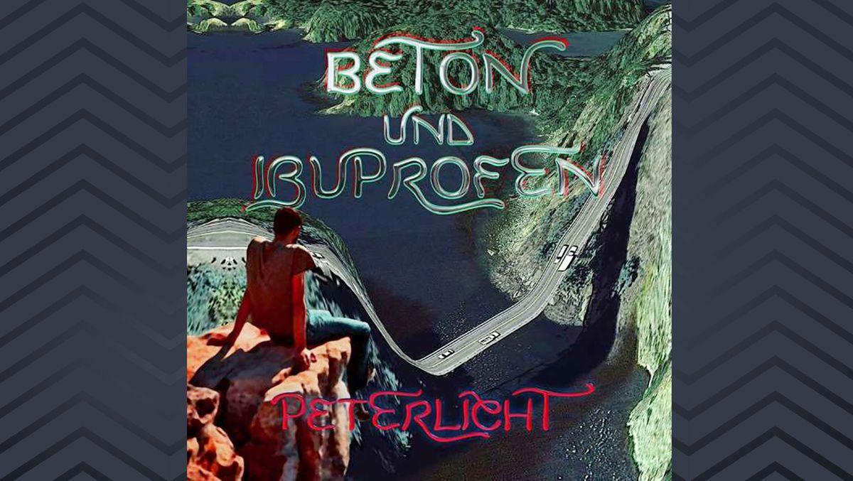 """Album """"Beton & Ibuprofen"""" von PeterLicht"""