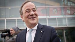 Armin Laschet, der Bundesvorsitzende der CDU und Ministerpräsident von Nordrhein-Westfalen   Bild:picture alliance/dpa   Michael Kappeler