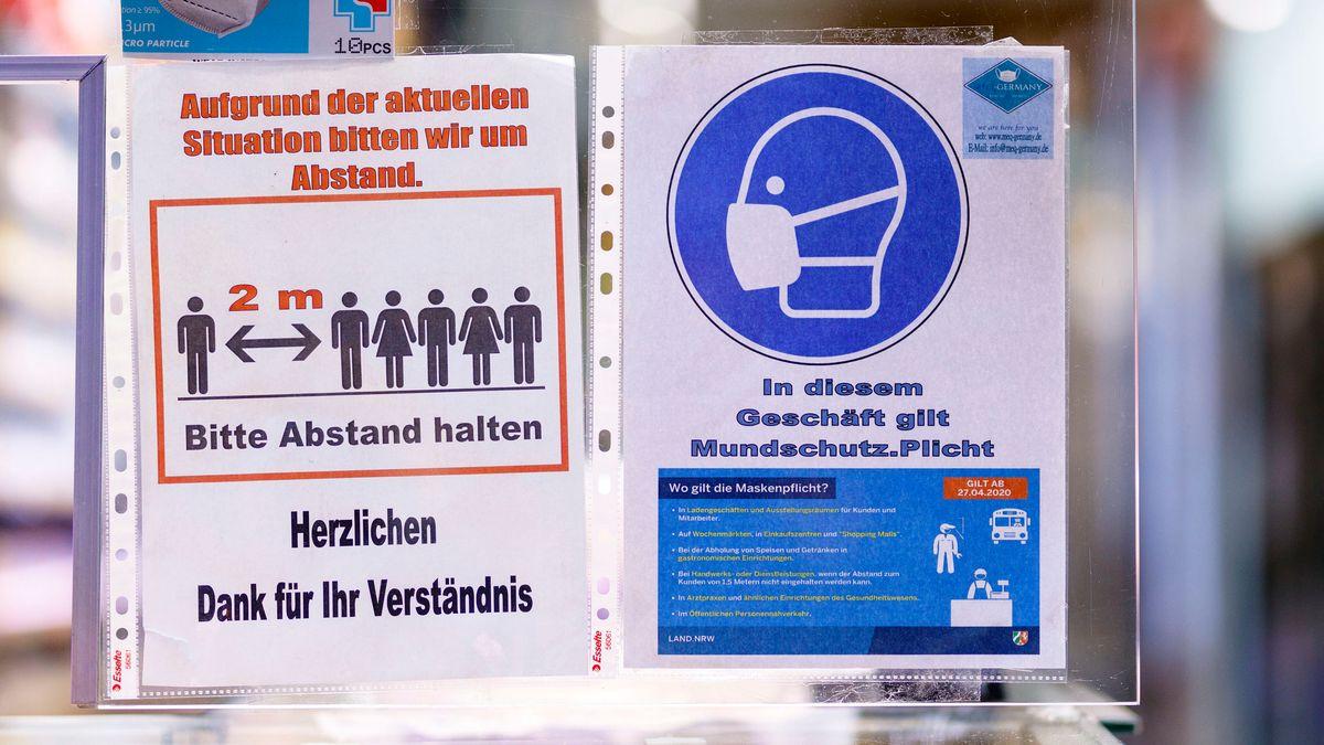 Mit Klappmesser bedroht: Streit um Mund-Nasen-Schutz eskaliert (Symbolbild)