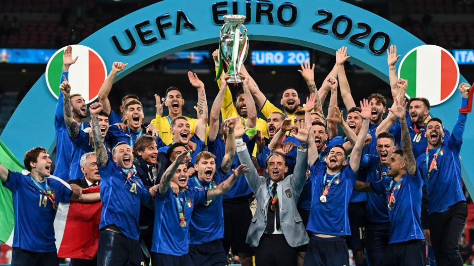 Europameister Italien