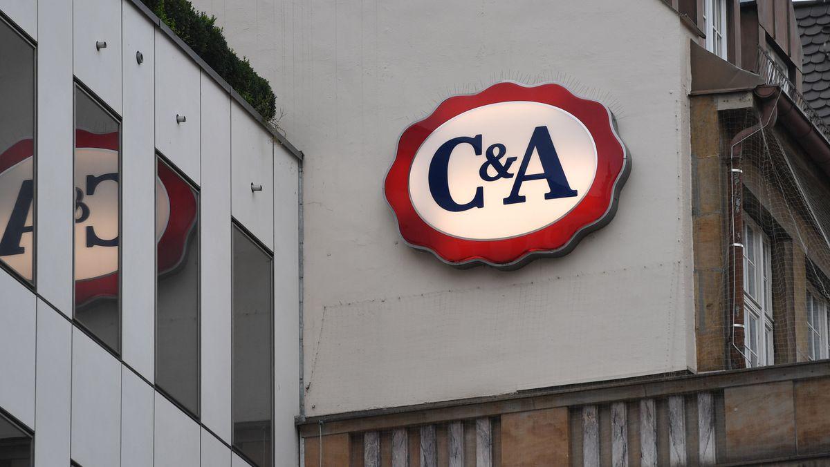 C&A Filiale in der Münchner Kaufingerstraße