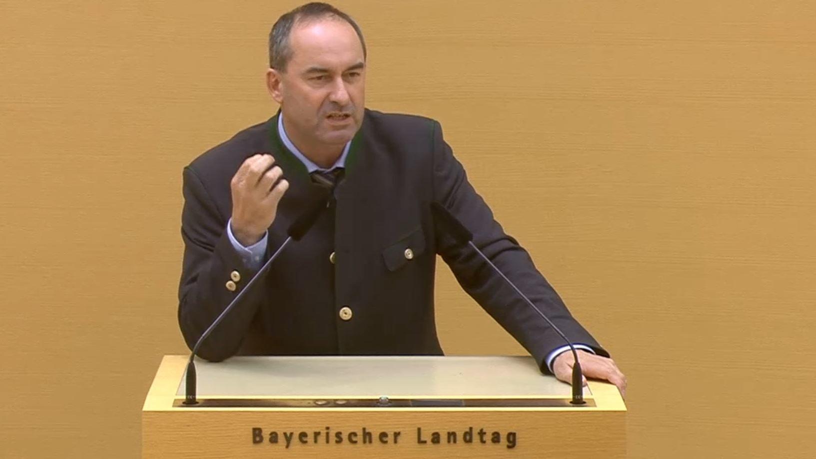 Freie-Wähler-Chef Aiwanger