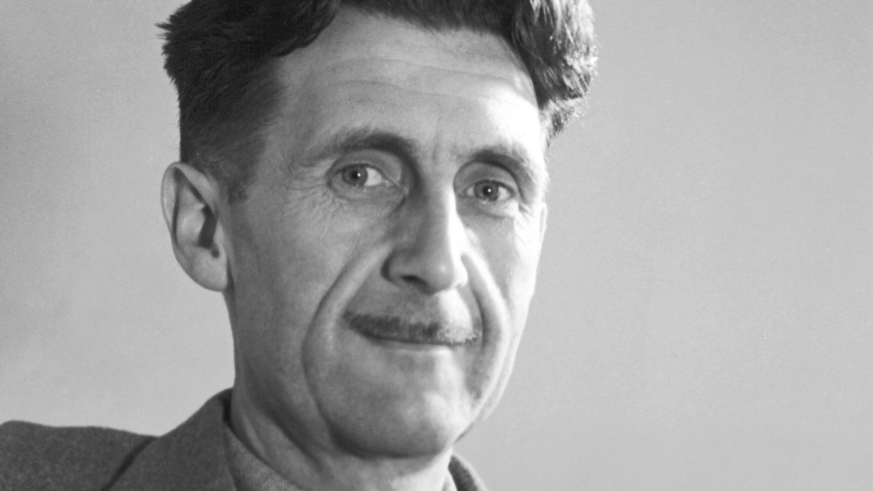 Eric Arthur Blair, besser bekannt als George Orwell