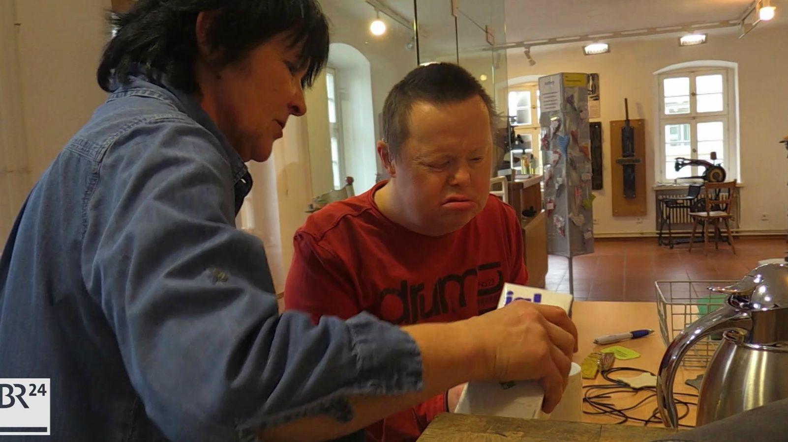 Werkstätten St. Joseph in Burgkunstadt arbeiten mit Behinderten - BR24