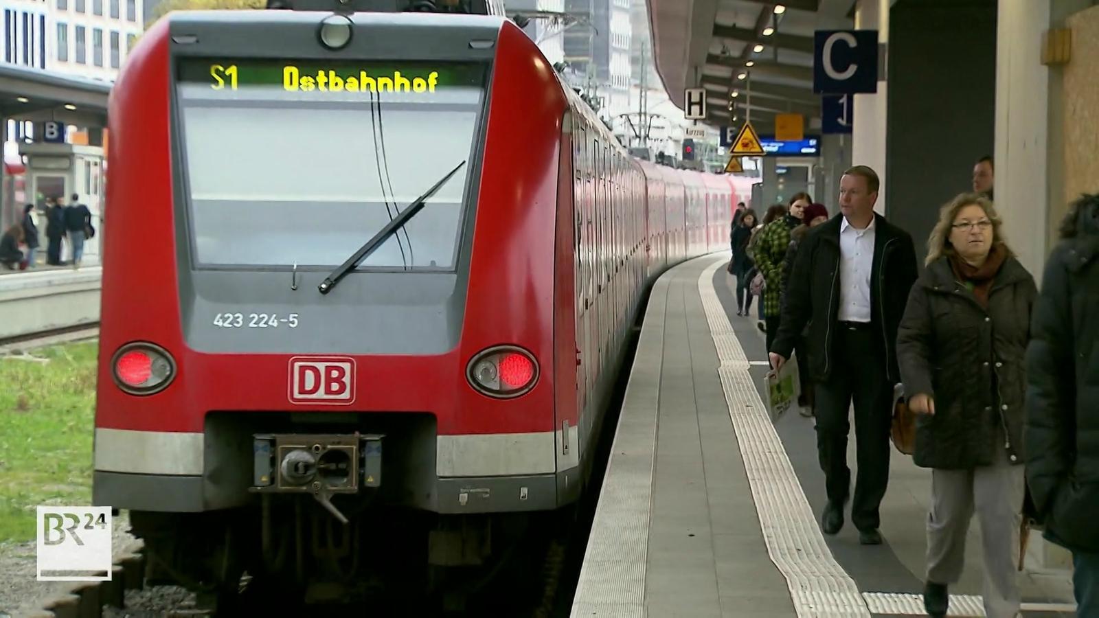 S Bahn Verkehrsmeldungen