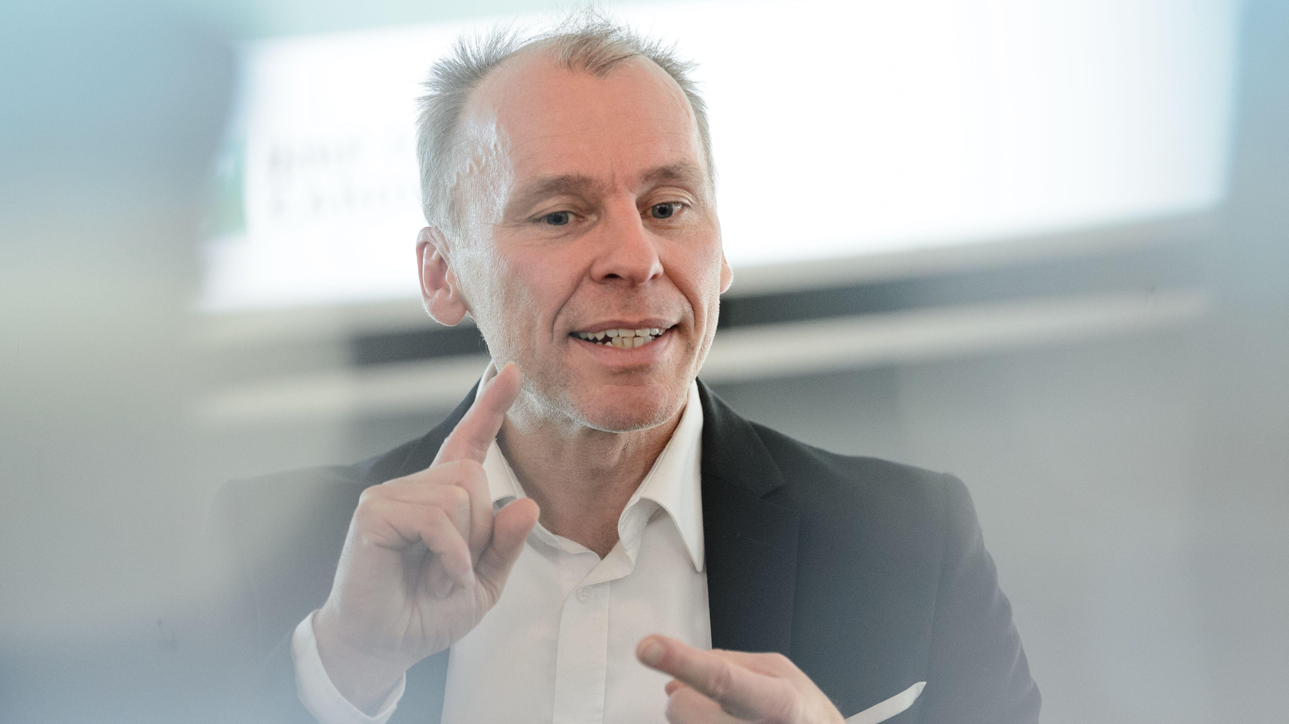 Automobilexperte Stefan Bratzel von der Hochschule Bergisch Gladbach .
