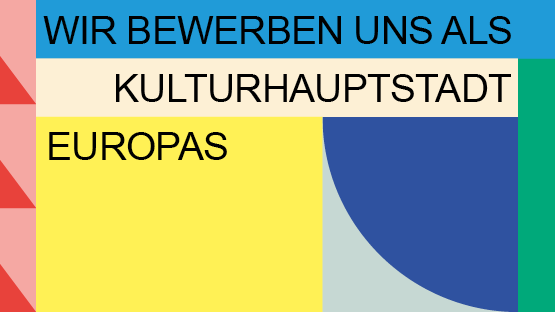 "Grafik ""Past Forward"" der Kampagne ""N2025"""