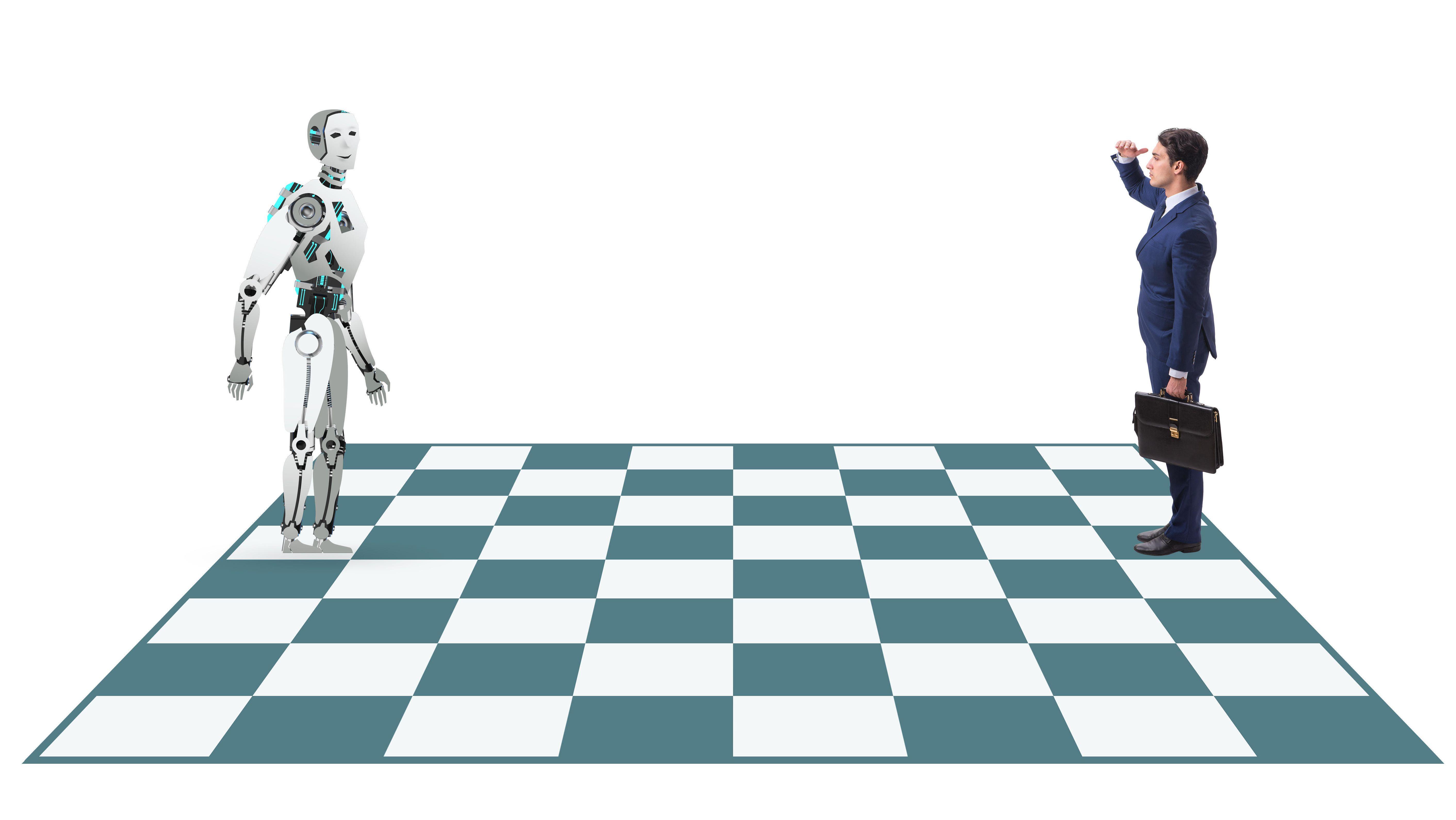 Die Boss-Maschine: Wenn die KI zum Vorstellungsgespräch bittet