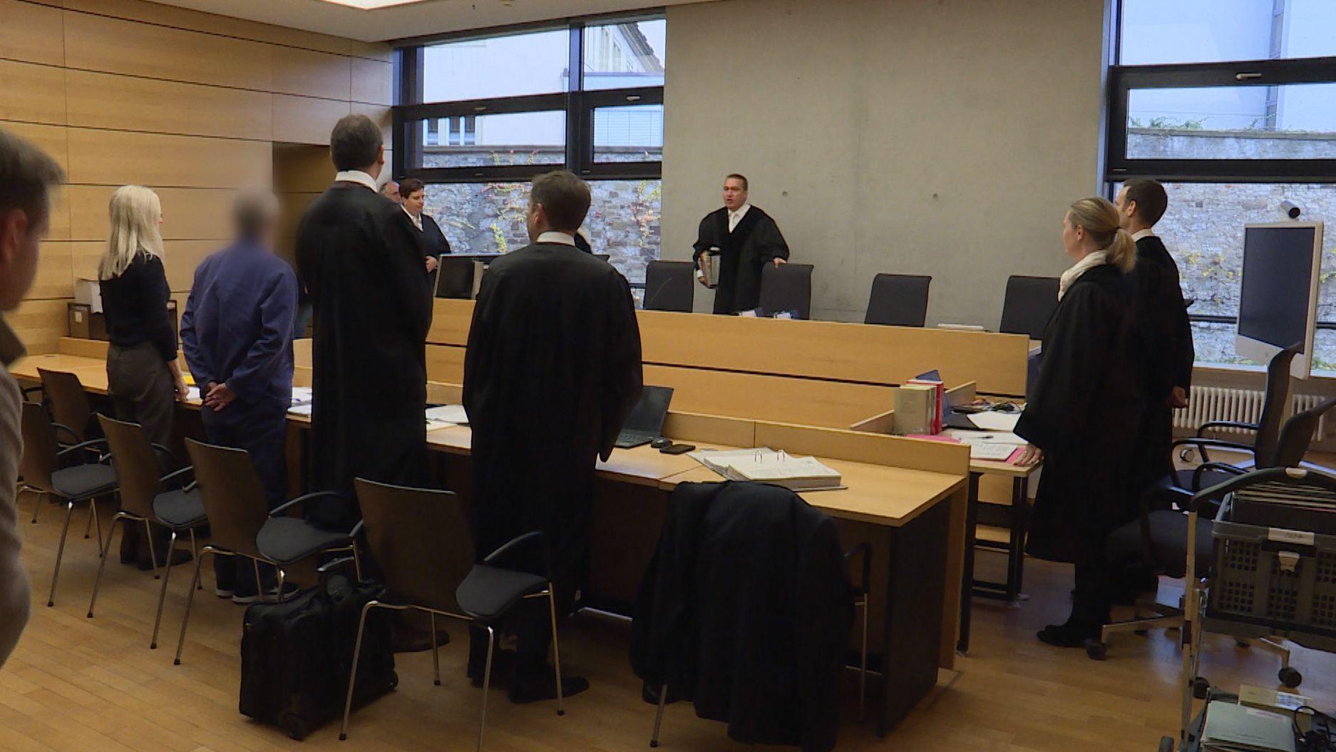 """""""Bierkarussell""""-Prozess am Würzburger Landgericht"""