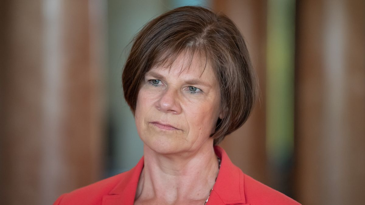 Ulrike Protzer, Direktorin des Instituts für Virologie an der Technische Universität München (TUM) und am Helmholtz Zentrum München,