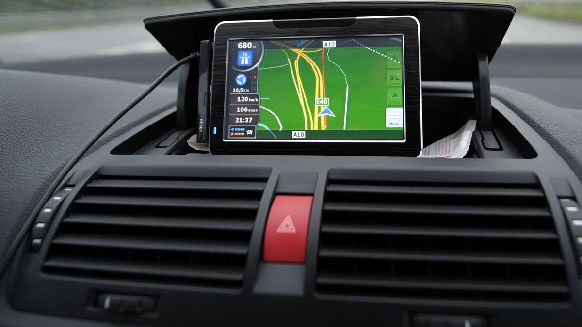 Symbolbild: Navigationsgerät
