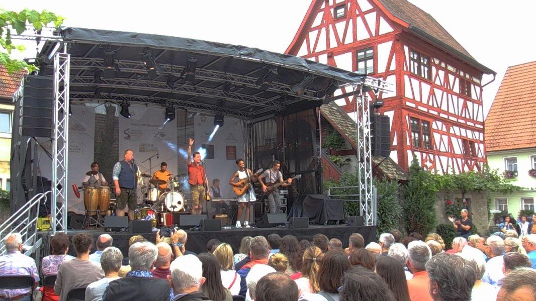 Sommerhausen Festival 2019