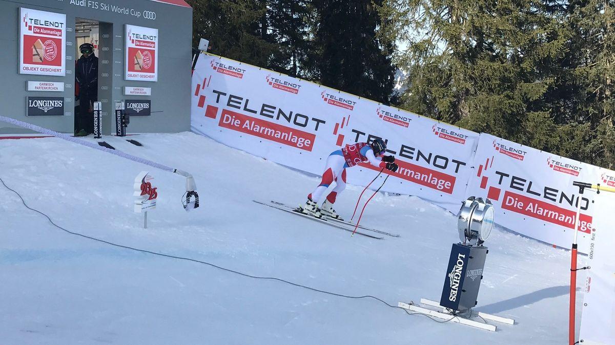 Ski-Weltcup auf der Kandahar 2020
