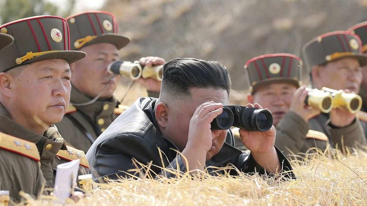Nordkoreas Staatsschef Kim Jong Un (Archivbild)