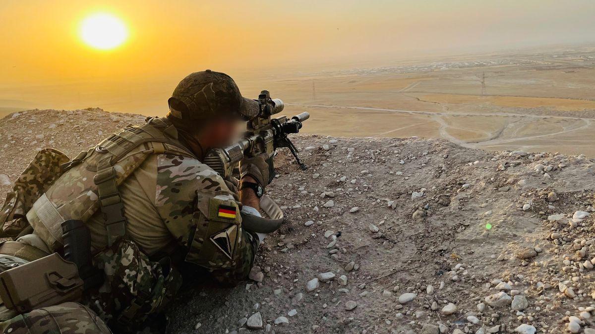 Kommando Spezialkräfte im Einsatz in Afghanistan
