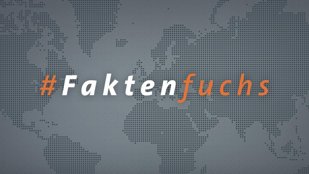 #Faktenfuchs - die Faktenchecker-Einheit des BR