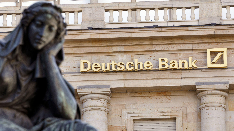 Deutsche Bank schreibt wohl wieder tiefrote Zahlen