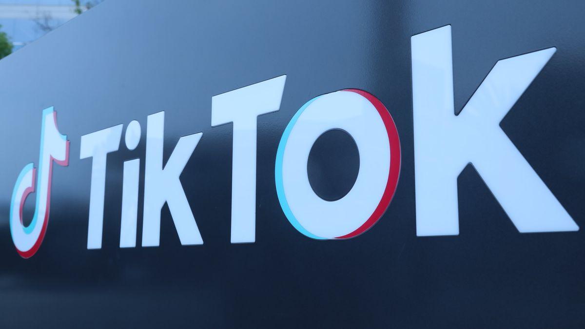 Das Logo der Videoplattform TikTok