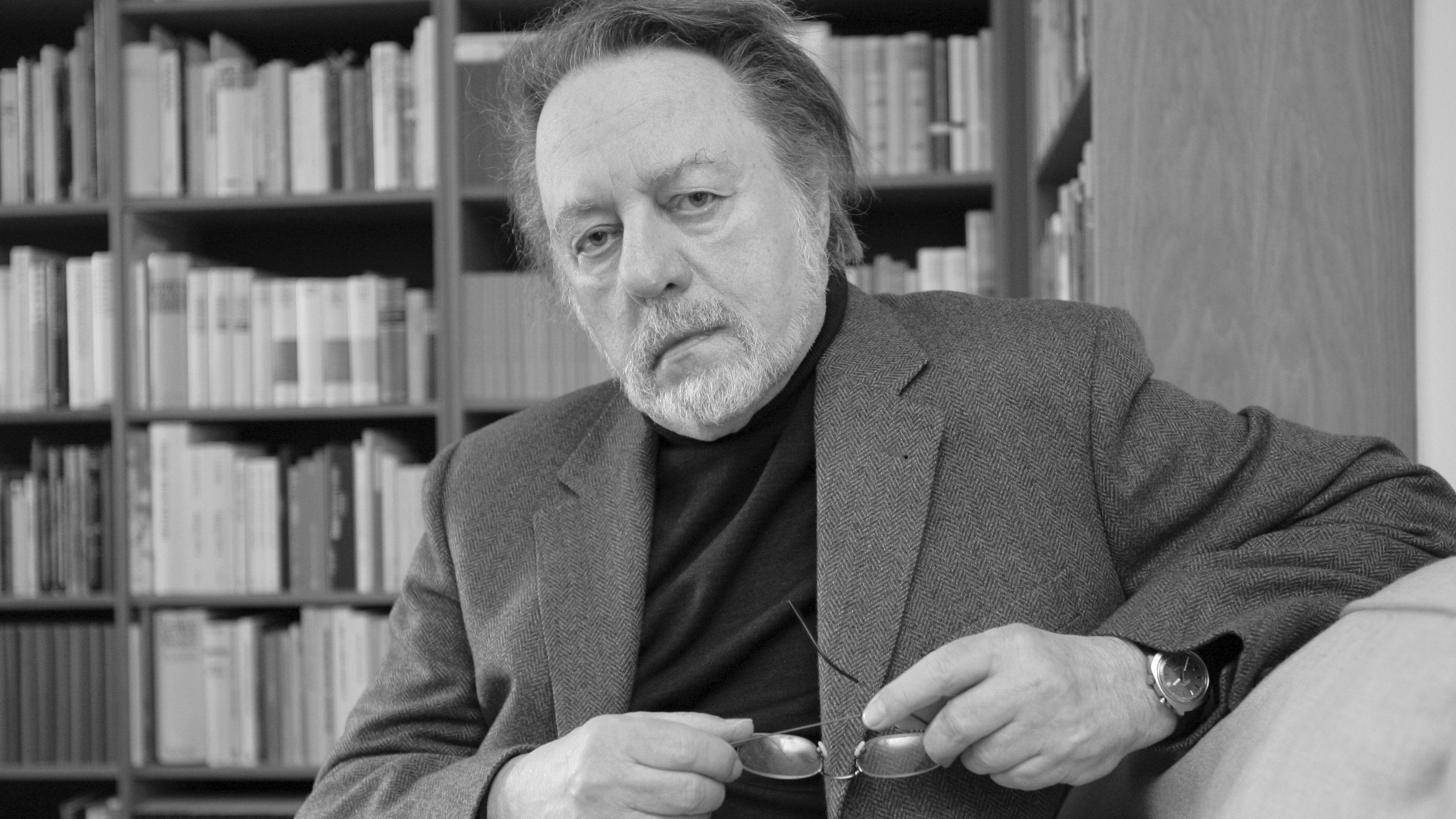 Schriftsteller Ror Wolf