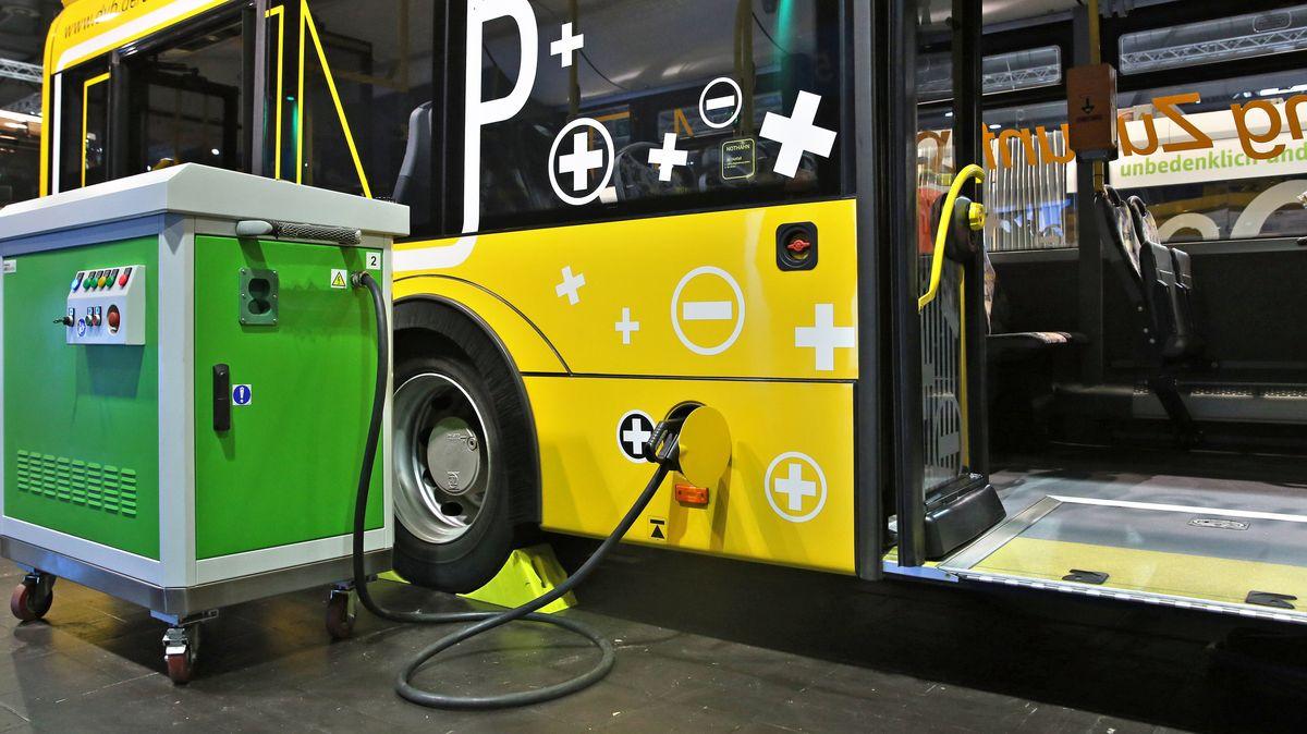 Symbolbild: Elektrobus des polnischen Herstellers Solaris