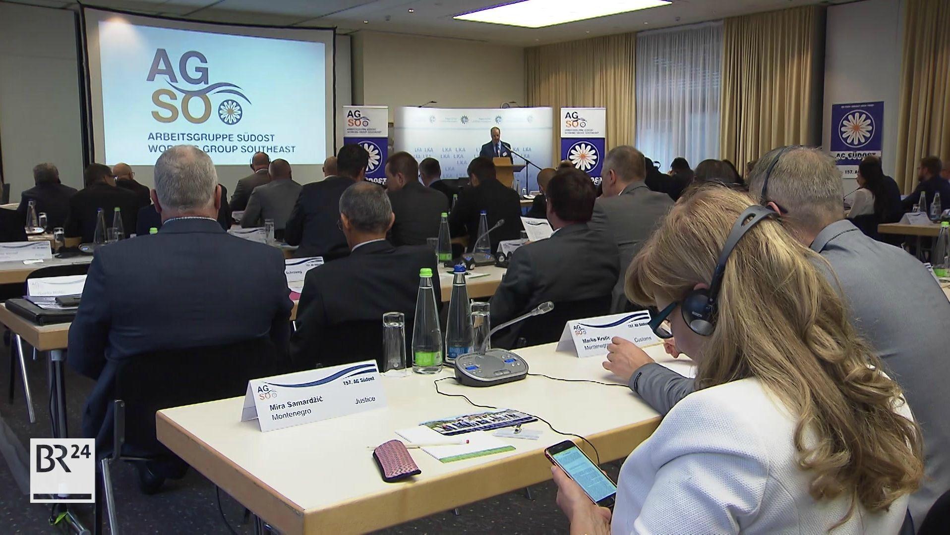 Drogenfahnder-Treffen in Fürth