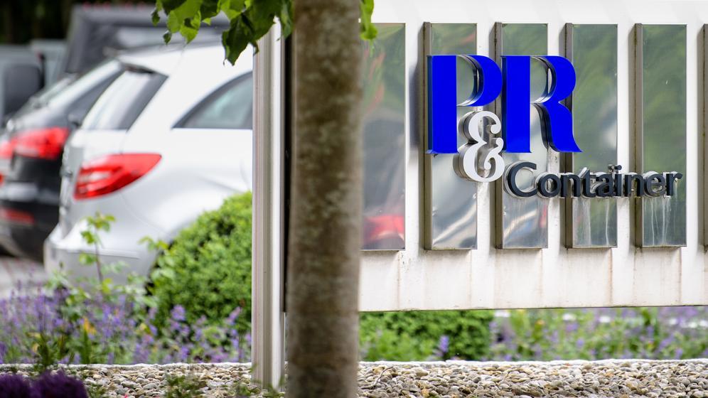 Firmensitz der P&R in Grünwald | Bild:picture alliance / Matthias Balk/dpa