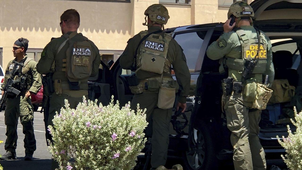 Ein Schütze hat in einem Einkaufszentrum in El Paso im US-Bundesstaat Texas mindestens 20 Menschen erschossen.