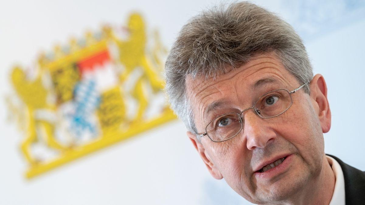 Bayerischer Kultusminister Michael Piazolo (Freie Wähler)