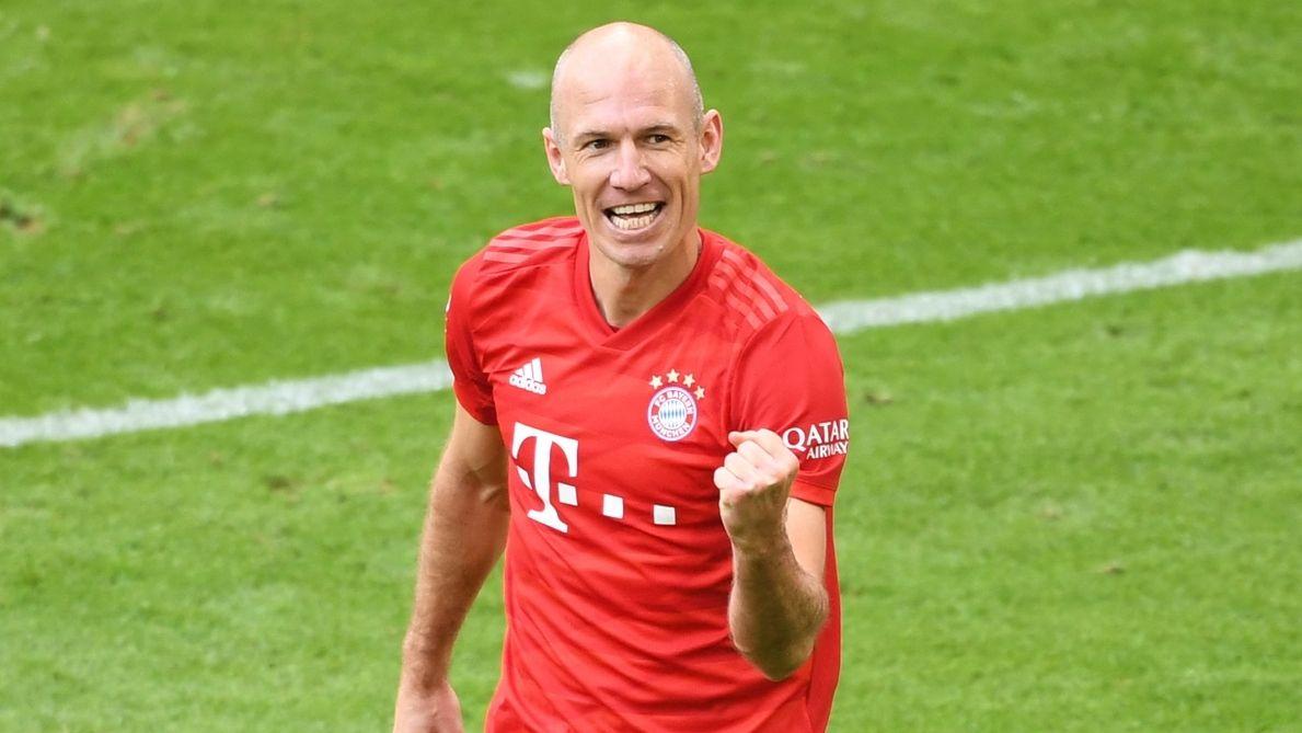 Arjen Robben über Comeback-Überlegung