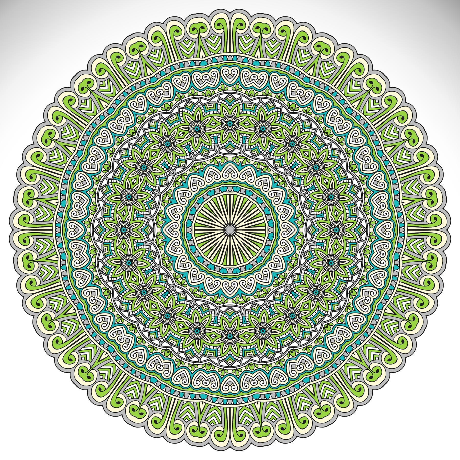 Mandala - Abbild des Universums